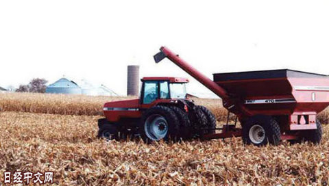 美國穀物或成中美貿易的焦點
